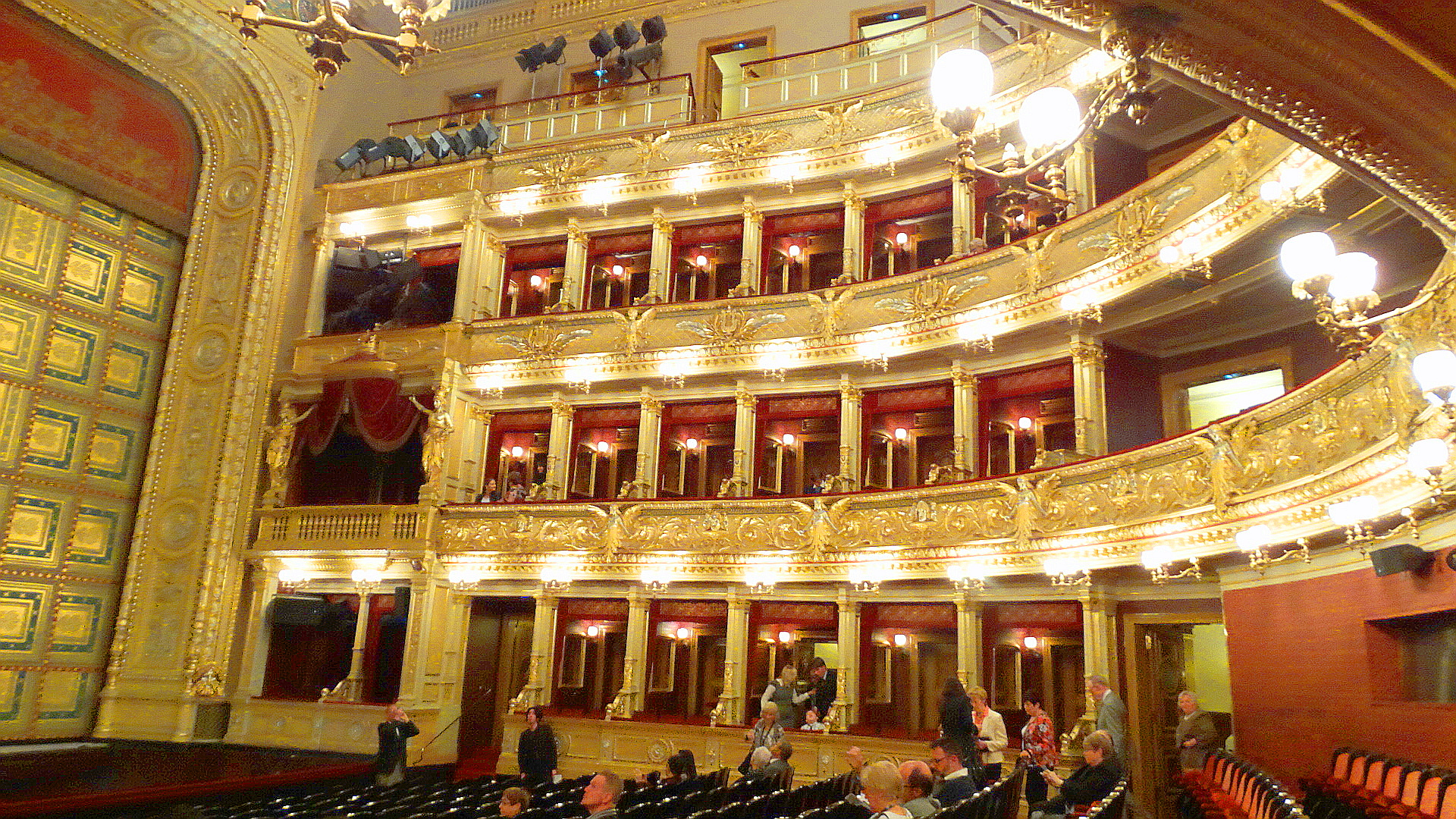 national theatre in prague The national theatre is the place to come if you want to see opera, theater or ballet in prague prices vary greatly depending on the company and show you can score cheap opera tickets for 50 .