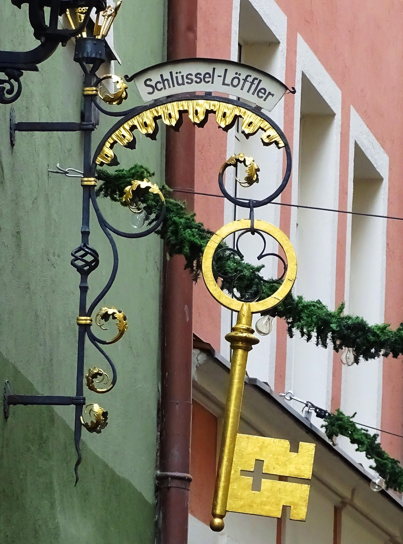 Medieval Guild Signs Old Germanic Guild Sig...