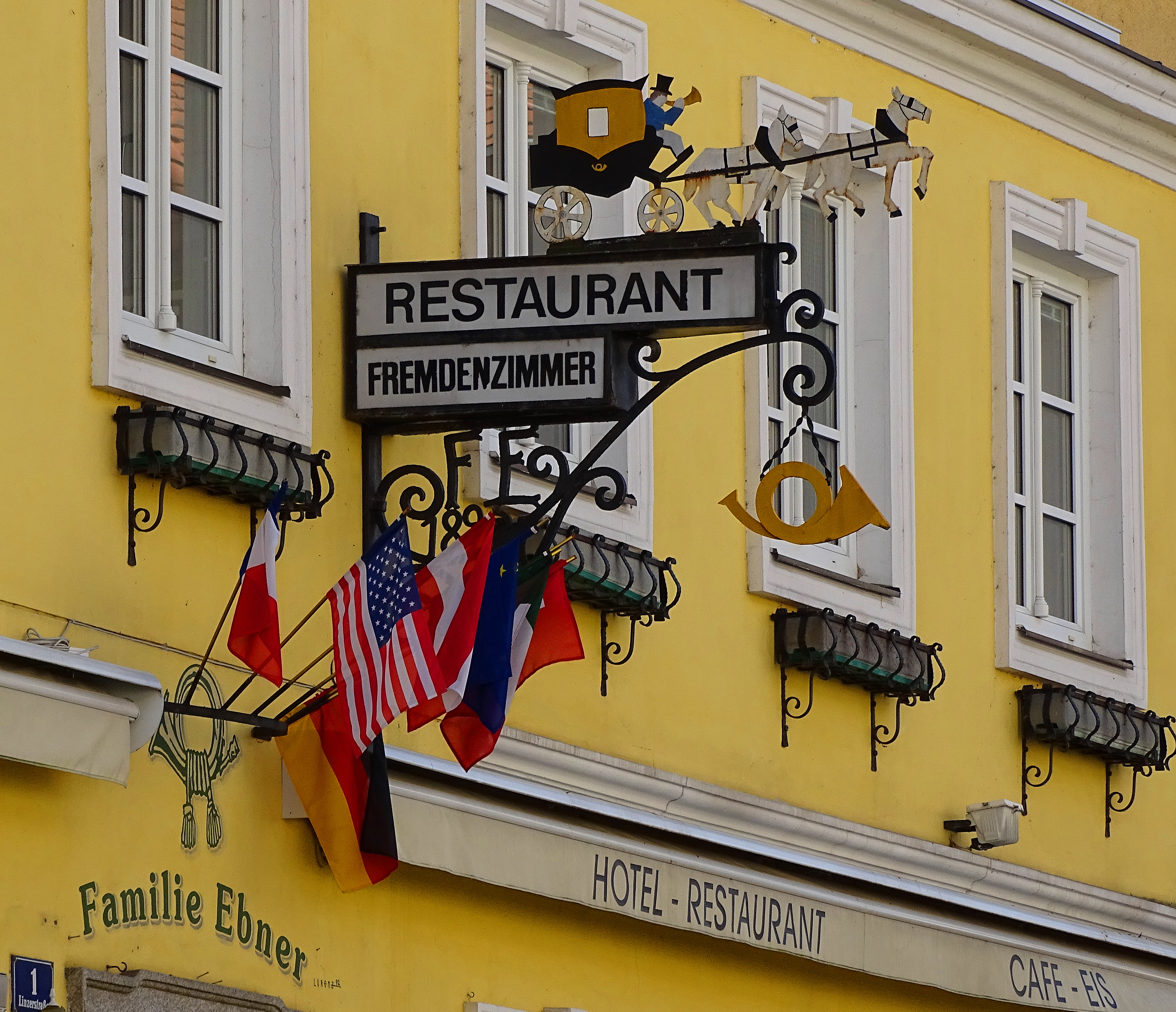 Germanic Street Signs: A Mix of Old & New~ |